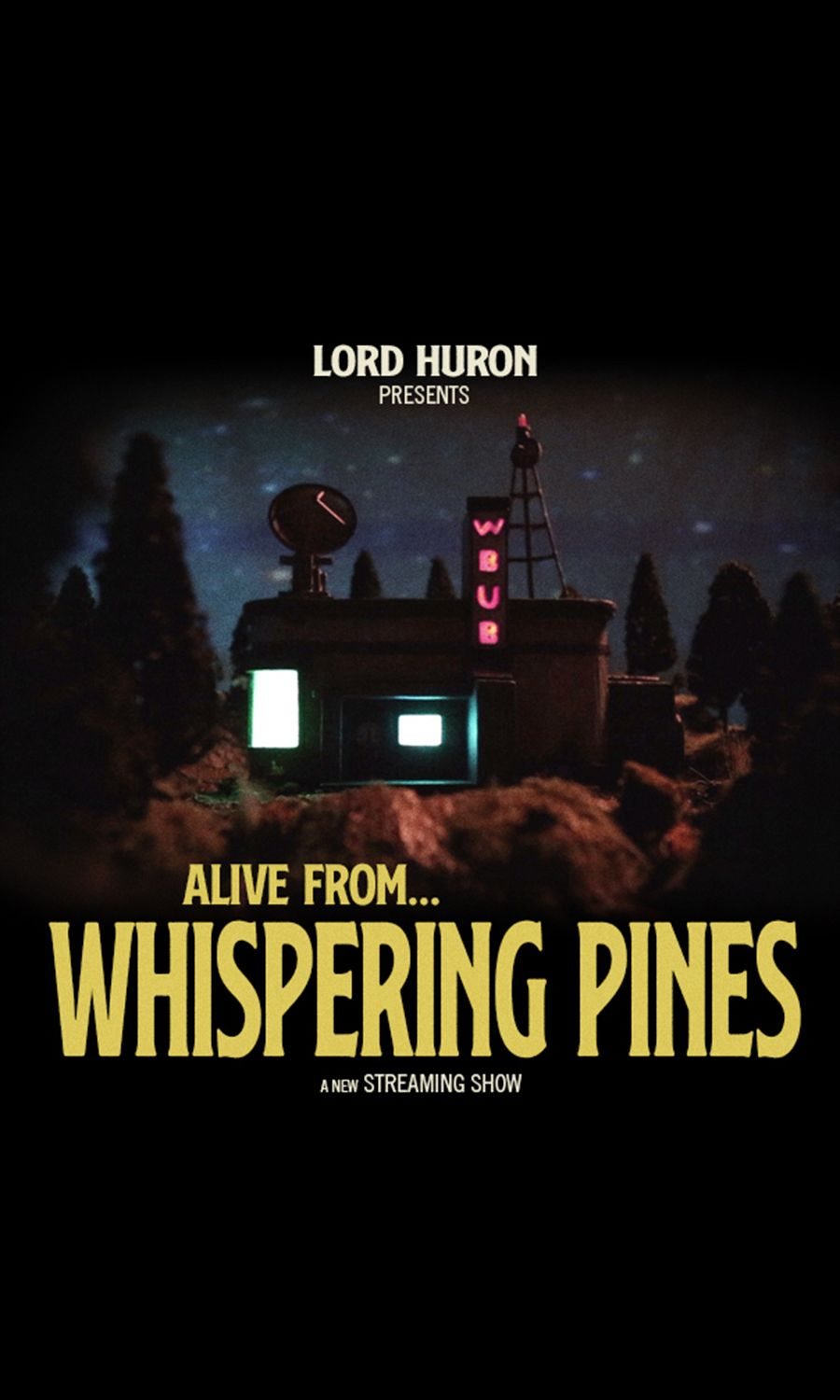 Alive From Whispering Pines